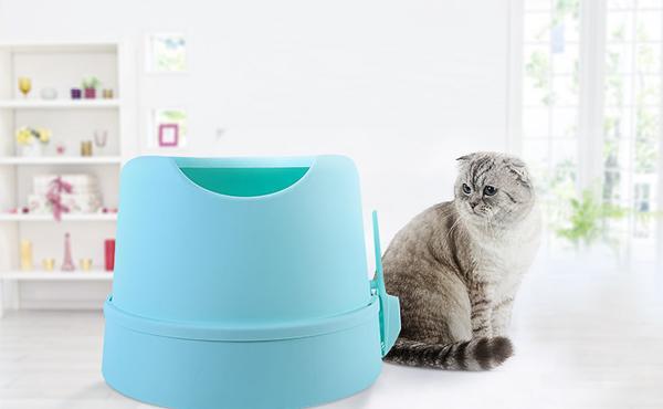 逸诺 顶入式猫厕所