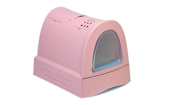 IMAC 封闭式抽屉式猫厕所