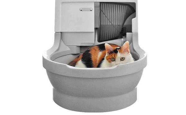 猫洁易CatGenie 半封闭式自动猫厕所