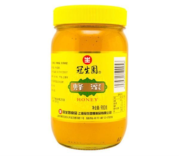 冠生园 油菜/洋槐/荆条蜂蜜