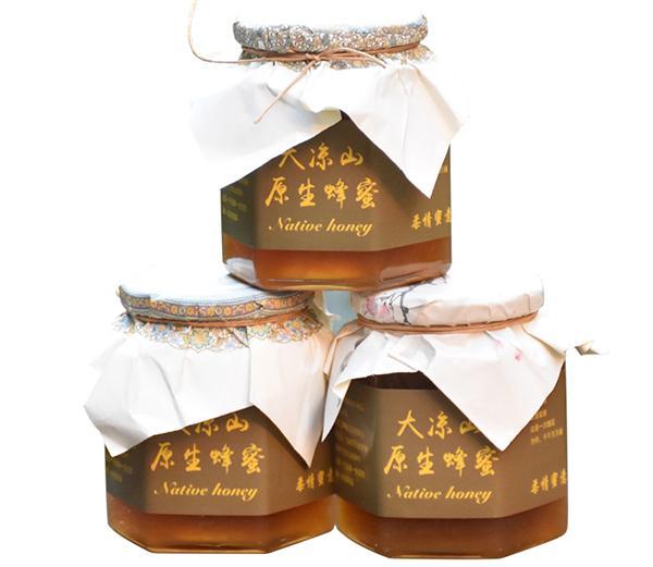 大凉山土特产馆 农家自产百花蜜
