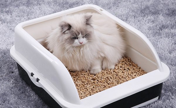 怡亲 开放式抽屉猫砂盆