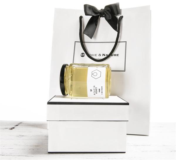 有禾蜂蜜 野生天然洋槐花蜂蜜礼盒装