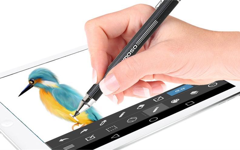 2018年性价比最高的圆片式电容笔触屏笔排行
