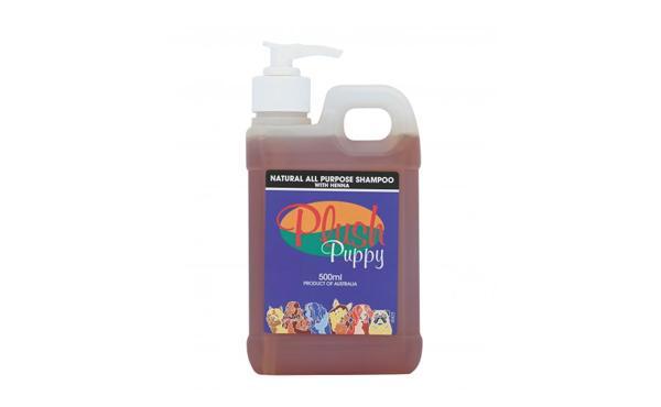 Plush Puppy 猫狗沐浴液