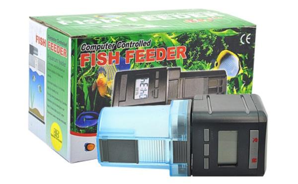 究极 热带鱼自动喂食器