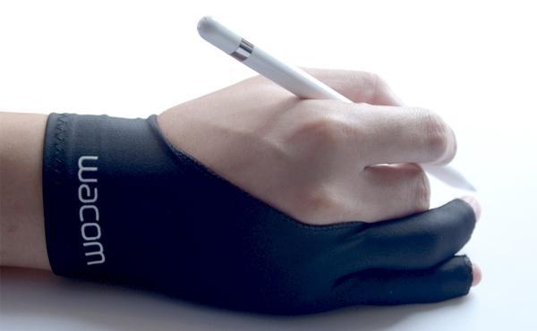 手写笔绘图画图手套