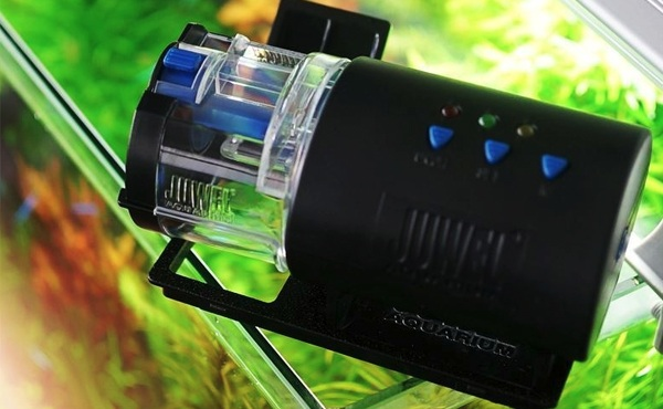 黑钻JUWEL 鱼缸水族箱自动喂食器