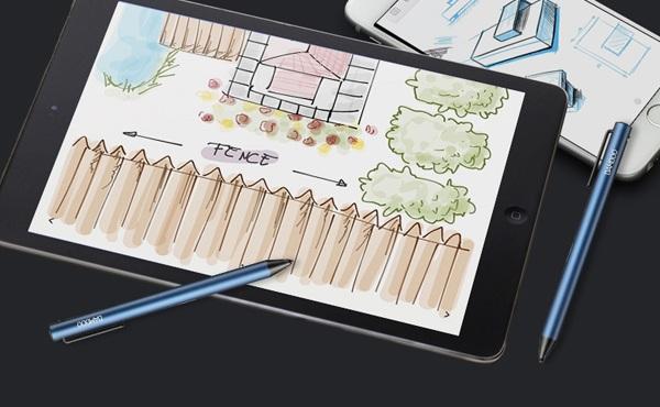 Wacom BAMBOO Tip 主动式电容笔