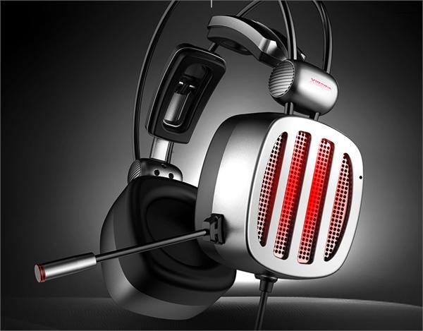 西伯利亚/XIBERIA 电竞游戏耳机S21 USB7.1