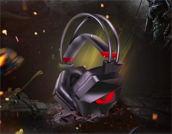 钛度 暗鸦之眼游戏耳机