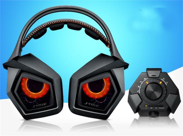 Asus/华硕 STRIX 7.1猛禽电竞游戏耳机