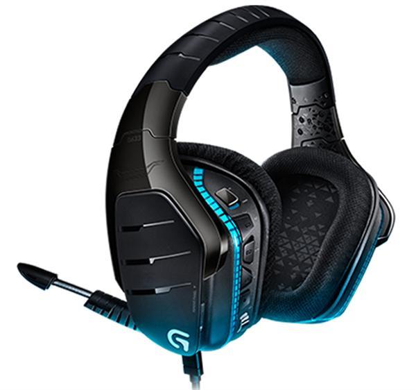 Logitech/罗技 G633游戏耳机头戴式7.1