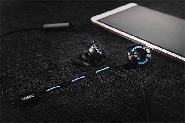 Somic/硕美科 蓝牙游戏耳机G618PRO