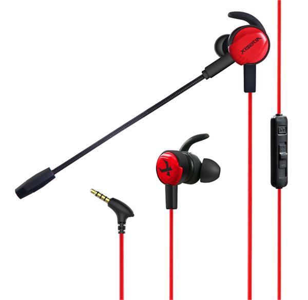 西伯利亚 入耳式手机游戏耳机MG-1