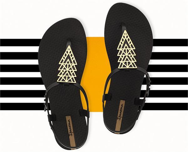 Ipanema 璀璨系列夹脚凉鞋