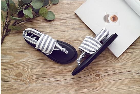瓦格丽 波西米亚凉鞋