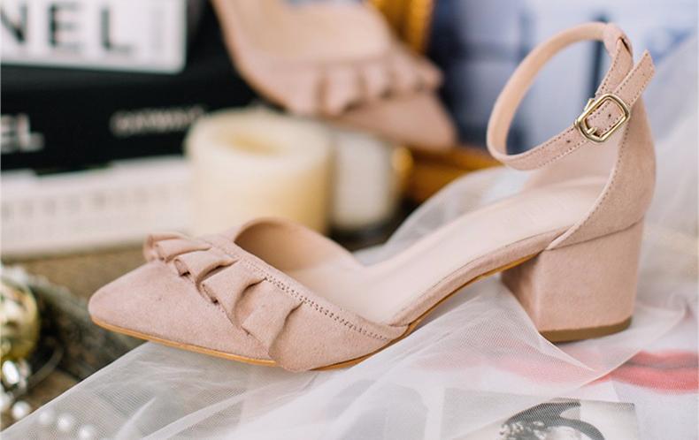 2018年80-150元女士包头凉鞋排行榜
