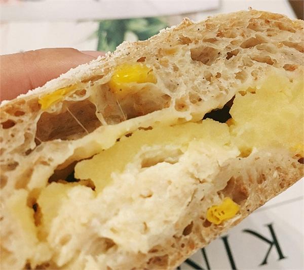 来甘多 黑胡椒土豆泥鸡胸肉咸味代餐面包
