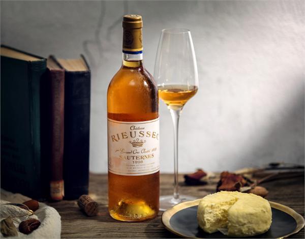 Lafite/拉菲 苏玳一级庄莱斯贵腐甜白葡萄酒