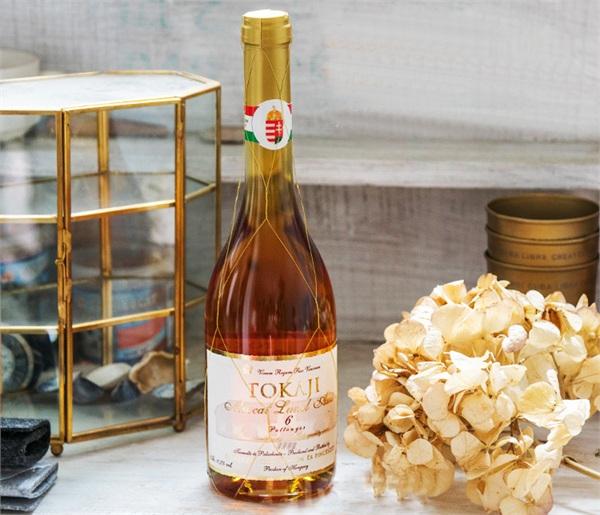 托卡伊 阿苏六蒌甜白葡萄酒