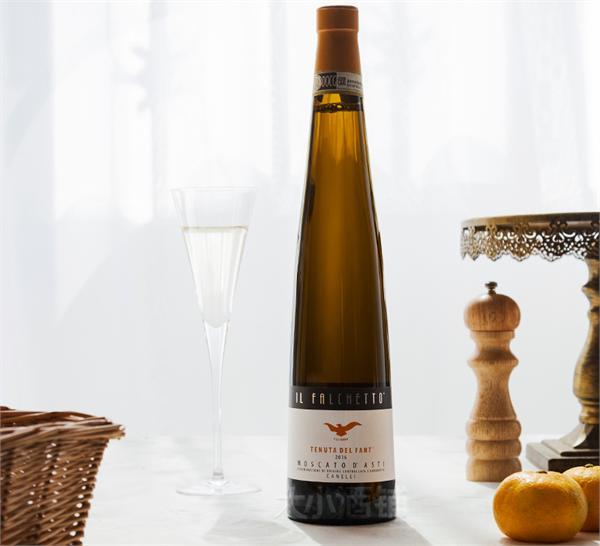il falchetto/法尔凯特 小鹰莫斯卡托甜白起泡葡萄酒