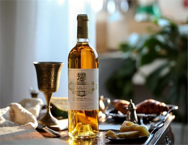 Chateau Coutet 苏玳一级名庄古岱贵腐甜白葡萄酒