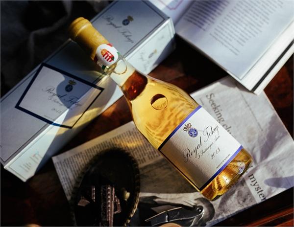 托卡伊 五篓贵腐甜白葡萄酒
