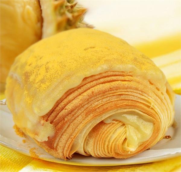 花园五月田 榴莲脏脏包*2肉松蛋黄Q饼*2双拼