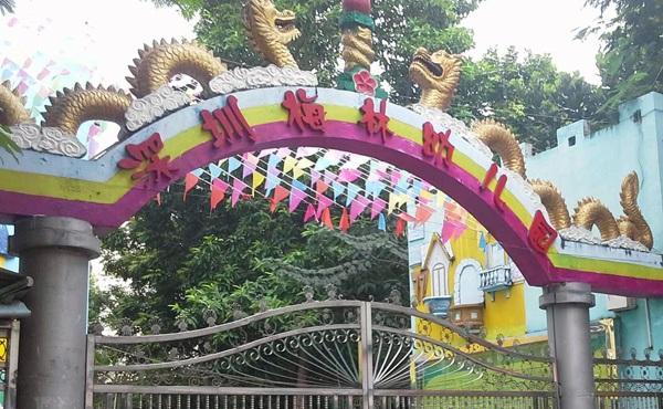 深圳梅林幼儿园