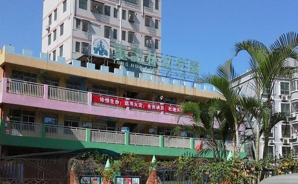 深圳市龙华区观湖童话林幼儿园