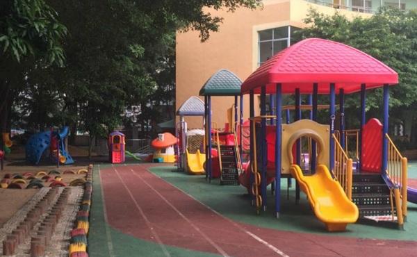 深圳市宝安区西乡街道特蕾新海湾幼儿园