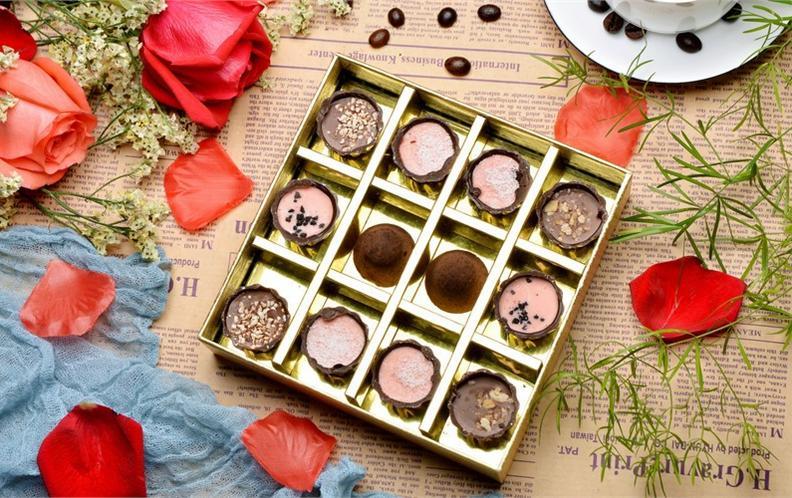二十款最适合送人的高端进口巧克力(上)
