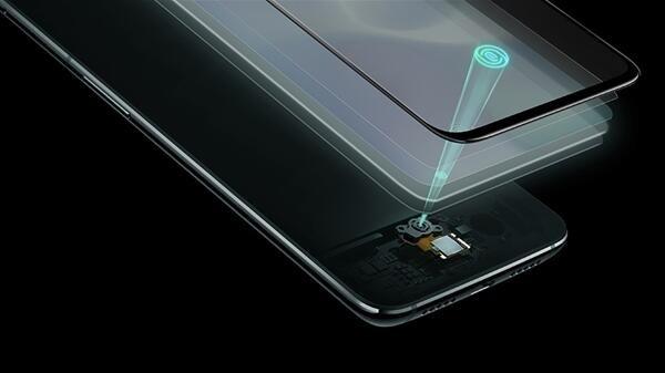 2018年11月屏幕指纹识别手机排行榜