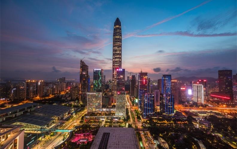 2019年深圳最适合高空观景的景点