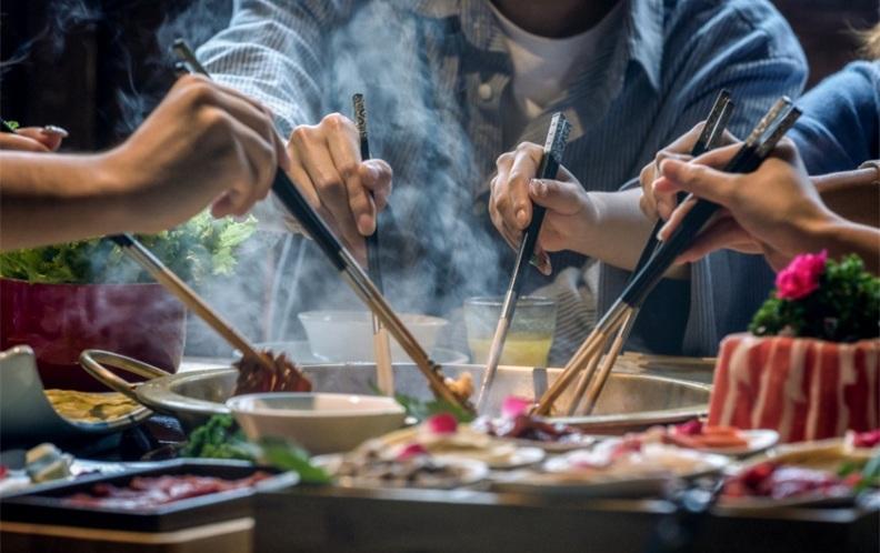 2019年深圳市福田区购物中心排行榜——美食篇