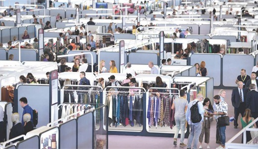 2020年法国秋季展览会九月PV服装服饰展