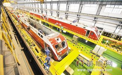 泰国高铁中日抢夺 中国高铁产业优势分析
