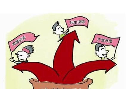 """最大、最先拿到的""""改革红利""""来自金融领域_经济学人 - 前瞻网"""