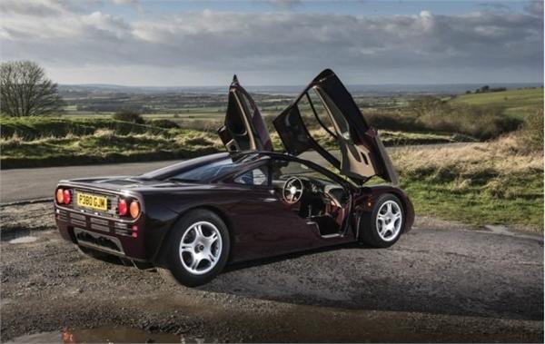 憨豆先生7亿卖迈凯伦F1 5千万购入车龄17年撞车2次