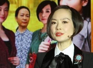 陈鲁豫变身大股东公司资产超4亿 揭其两段婚史