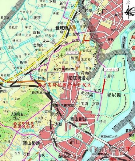 南京高新区