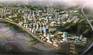 四川巴中经济开发区科技园案例