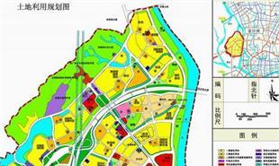 广州金沙洲半岛CBD概念规划案例