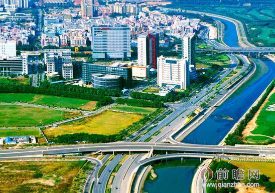 大沙河创新走廊规划