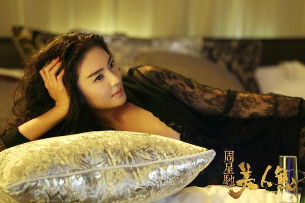 《美人鱼》10天破21亿 中国电影全球同步将成为新常态