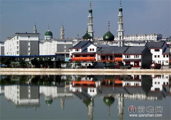 固原清水河工业园区