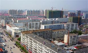 黑龙江省双城市新兴工业园规划案例