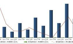 上半年国内单机<em>游戏</em>收入累计0.8亿元 同比下降42%