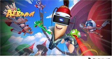 拿下索尼PS VR海外发行权  TVR认为VR游戏发行潜力无限